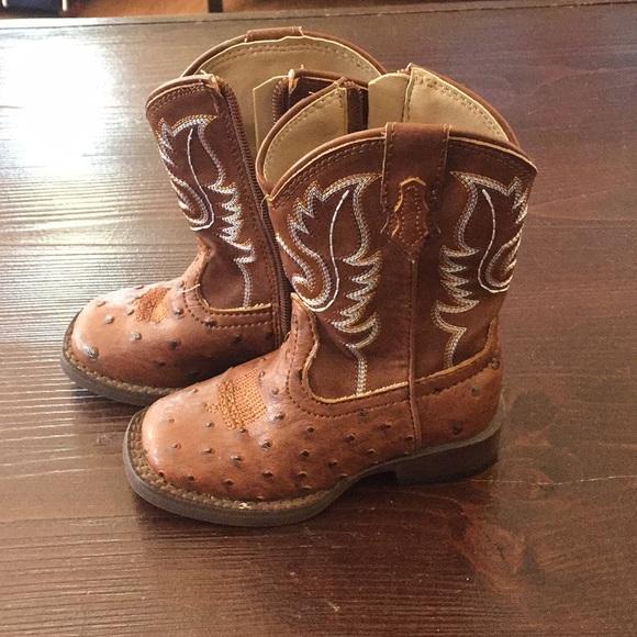 15aaf9a9a66 Roper toddler cowboy boots